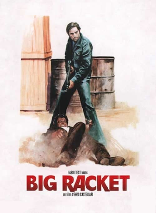 The Big Racket - Movie Poster