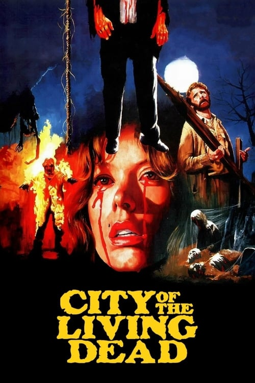 City of the Living Dead - Movie Poster
