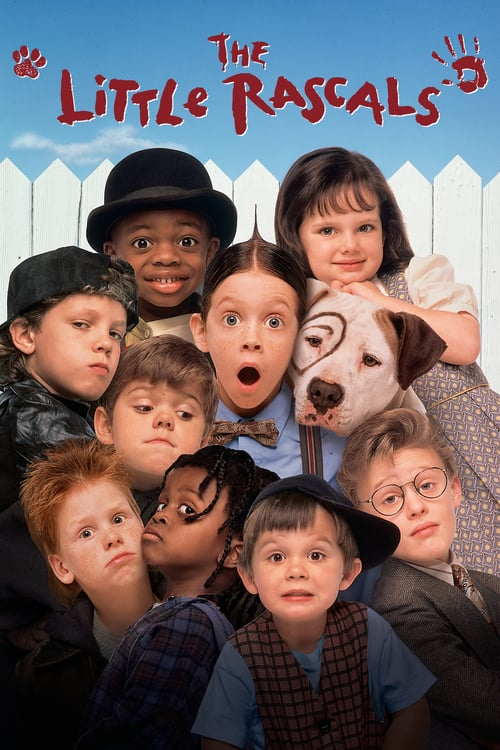 The Little Rascals - Movie Poster