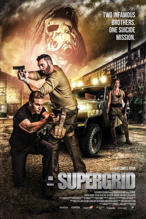 SuperGrid - Movie Poster