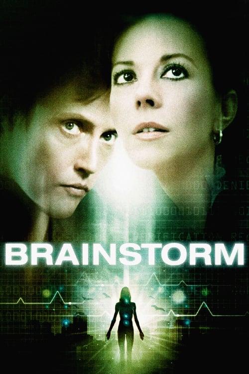 Brainstorm - Movie Poster