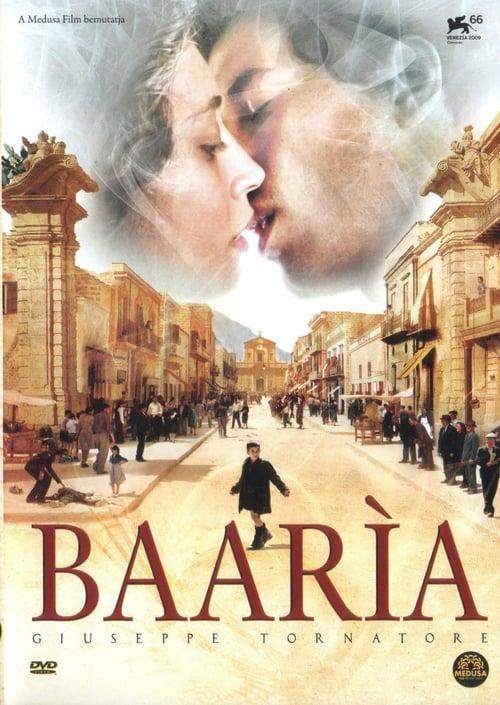 Baarìa - Movie Poster