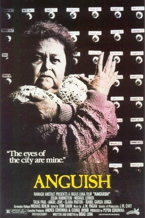 Anguish - Movie Poster