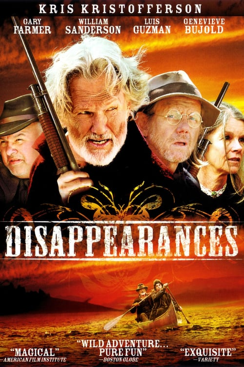 Disappearances - Movie Poster
