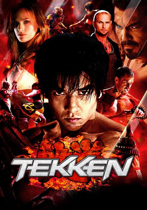 TEKKEN - Movie Poster