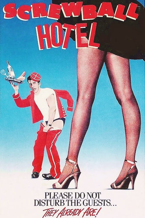 Screwball Hotel - Movie Poster