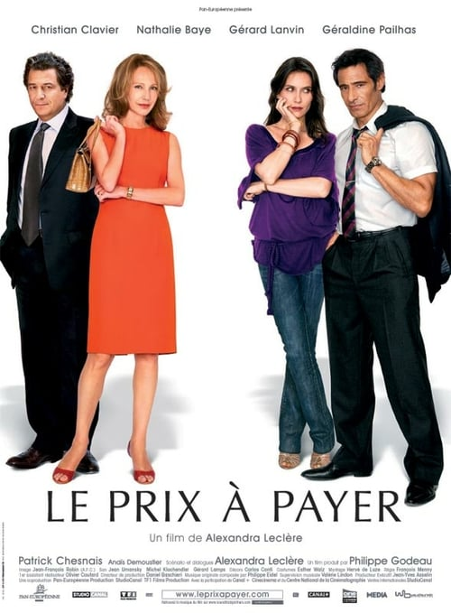 The Price to Pay - Movie Poster