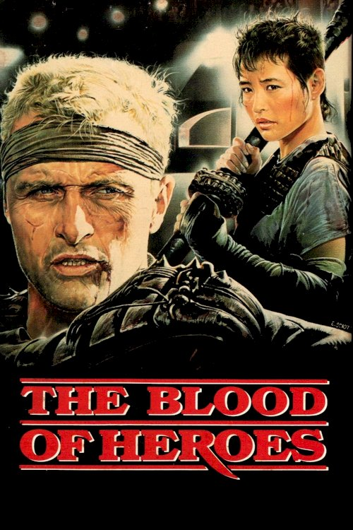 The Blood of Heroes - Movie Poster