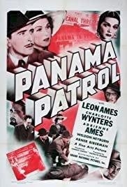 Panama Patrol - Movie Poster