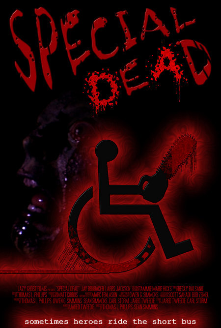 Special Dead - Movie Poster