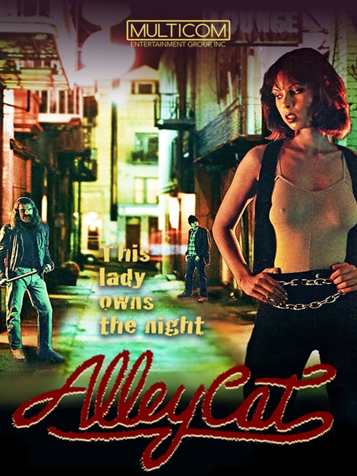 Alley Cat - Movie Poster