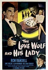 The Lone Wolf And His Lady - Movie Poster