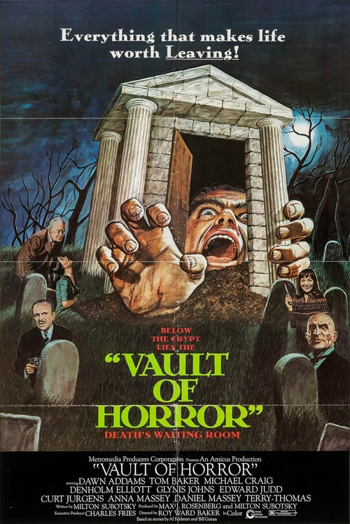 The Vault of Horror - Movie Poster