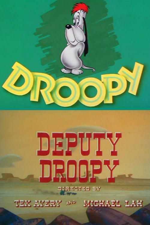 Deputy Droopy - Movie Poster
