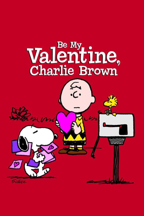 Be My Valentine, Charlie Brown - Movie Poster