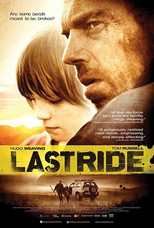 Last Ride - Movie Poster