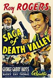 Saga of Death Valley - Movie Poster