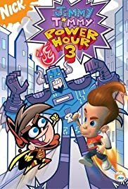 Jimmy Timmy Power Hour 3: The Jerkinators! - Movie Poster