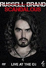 Russell Brand: Scandalous - Movie Poster