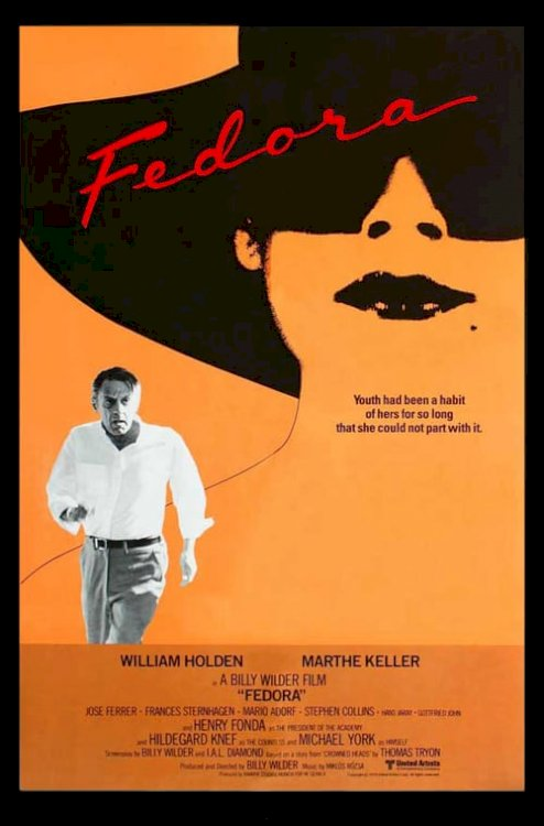 Fedora - Movie Poster