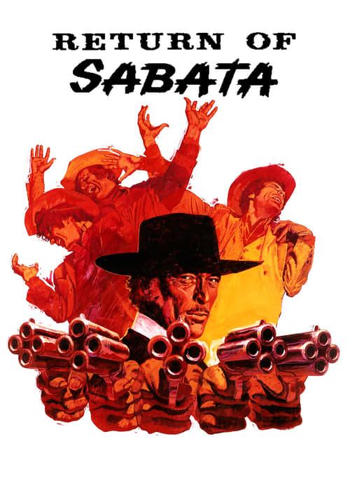 Return of Sabata - Movie Poster