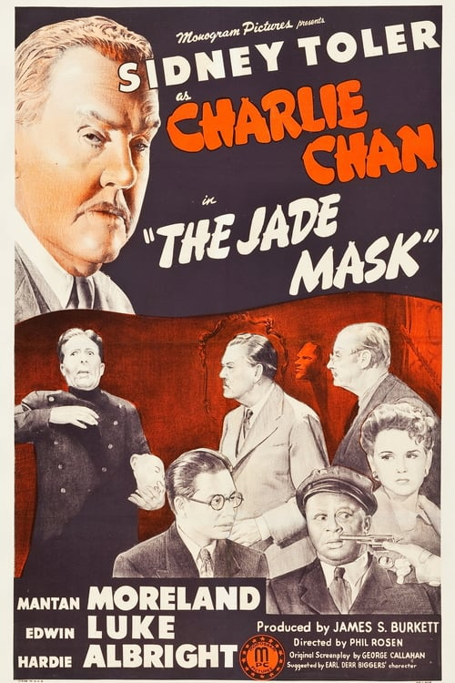 Charlie Chan in The Jade Mask - Movie Poster