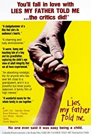 Lies My Father Told Me - Movie Poster