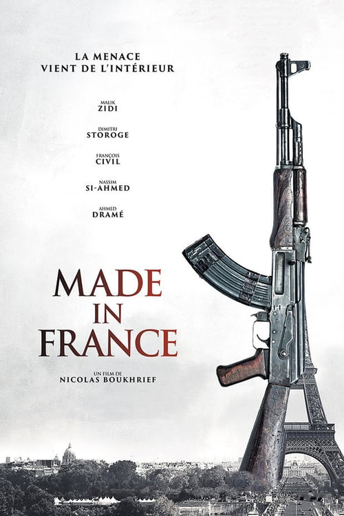 Made in France - Movie Poster