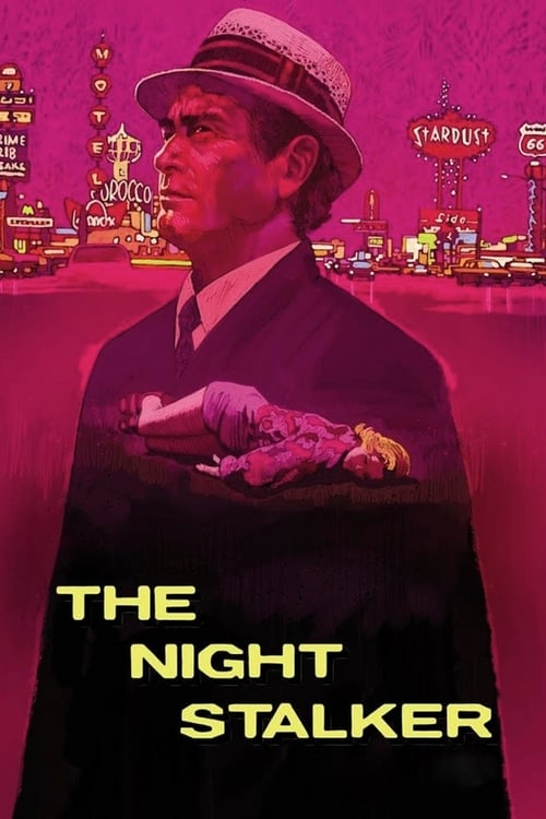 The Night Stalker - Movie Poster