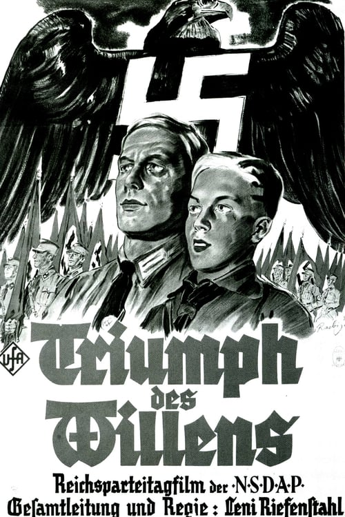 Triumph of the Will - Movie Poster