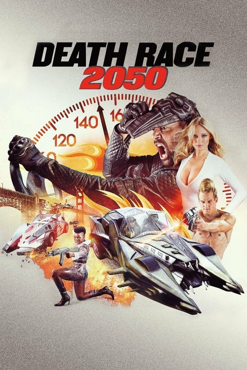 Death Race 2050 - Movie Poster