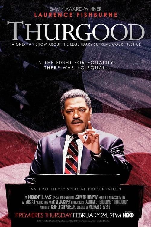 Thurgood - Movie Poster