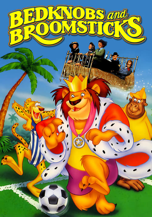 Bedknobs and Broomsticks - Movie Poster