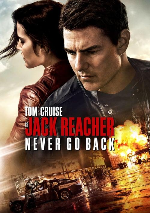 Jack Reacher: Never Go Back - Movie Poster