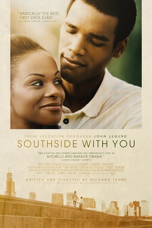 Southside with You - Movie Poster