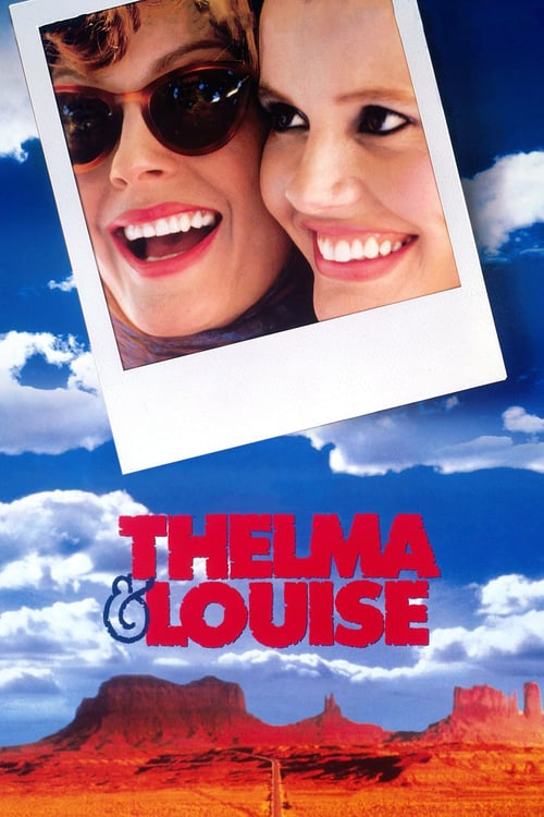 Thelma & Louise - Movie Poster