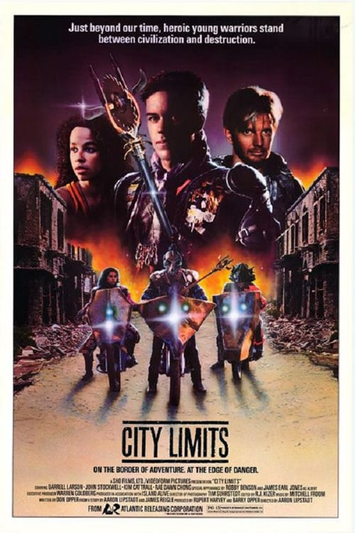 City Limits - Movie Poster