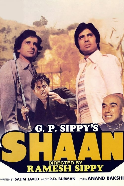 Shaan - Movie Poster