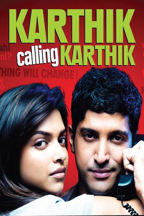 Karthik Calling Karthik - Movie Poster