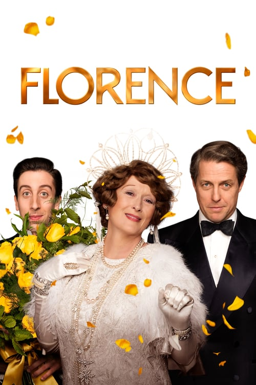 Florence Foster Jenkins - Movie Poster