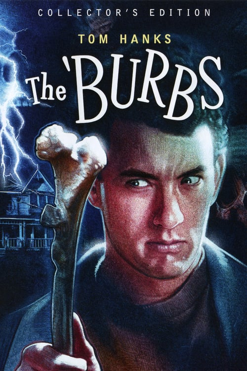 The 'Burbs - Movie Poster