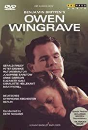Benjamin Britten's Owen Wingrave - Movie Poster