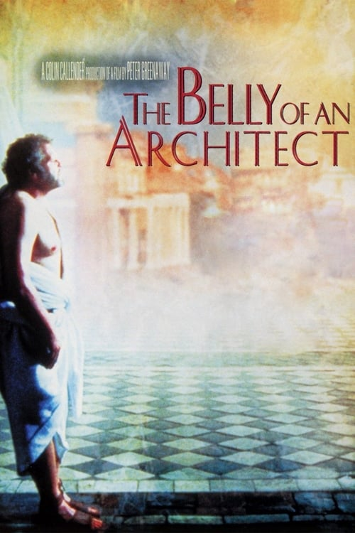 The Belly of an Architect - Movie Poster