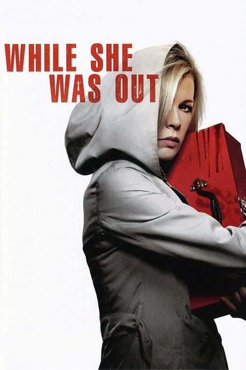 While She Was Out - Movie Poster