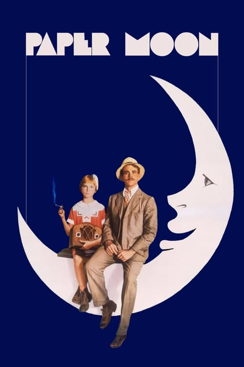 Paper Moon - Movie Poster