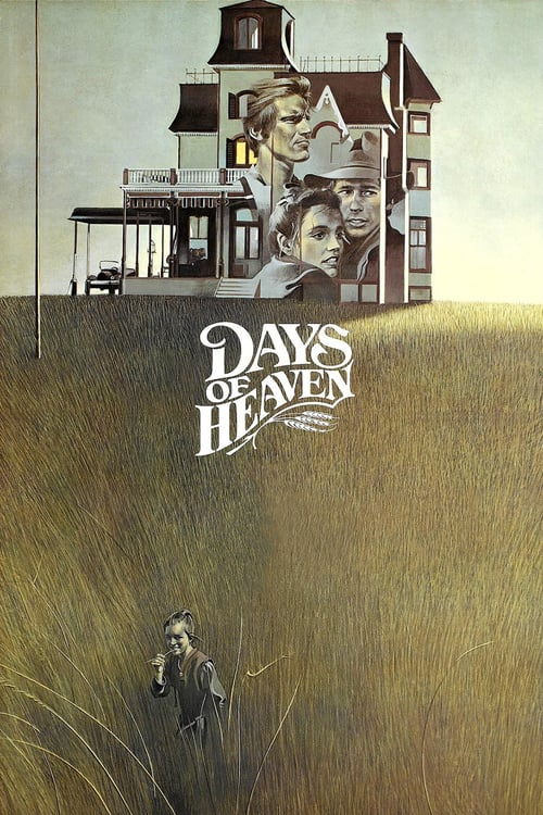Days of Heaven - Movie Poster