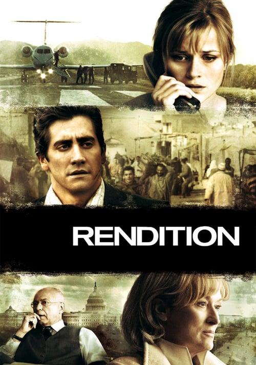 Rendition - Movie Poster