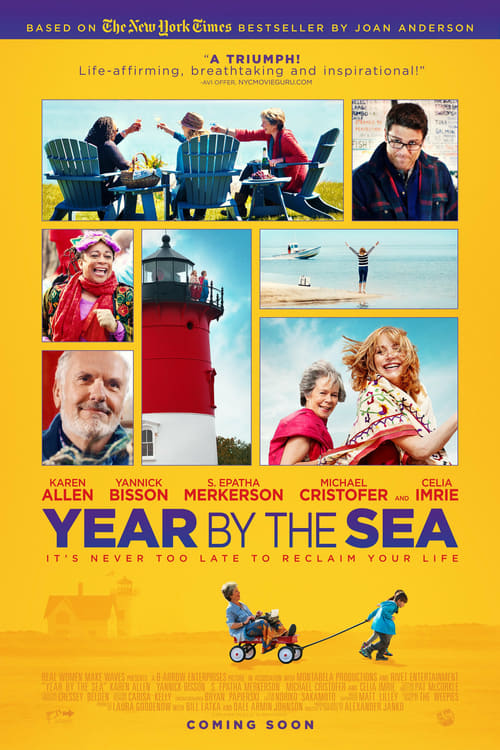Year by the Sea - Movie Poster