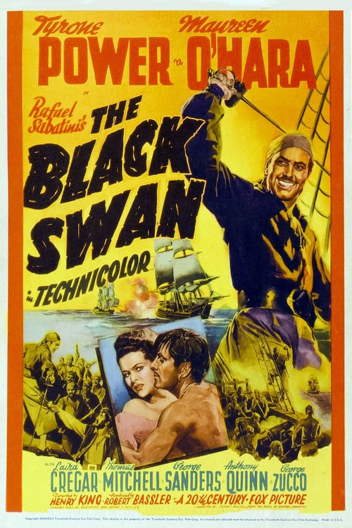 The Black Swan - Movie Poster