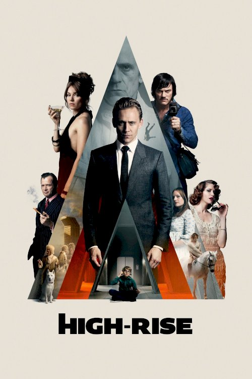High-Rise - Movie Poster